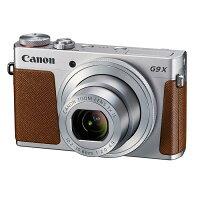 《新品》Canon(キヤノン)PowerShotG9Xシルバーシルバー発売予定日:2015年10月22日【バッテリーキットプレゼント対象】