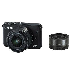 【商品到着後レビューで送料無料!・代引き手数料無料!】《新品》 Canon (キヤノン) EOS M10 ...