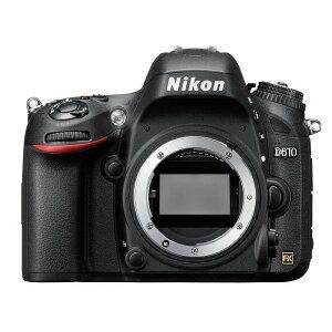 【商品到着後レビューで送料無料!・代引き手数料無料!】《新品》 Nikon D610 ボディ アウトレ...