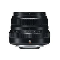 《新品》FUJIFILM(フジフイルム)フジノンXF35mmF2RWRブラック[Lens|交換レンズ]