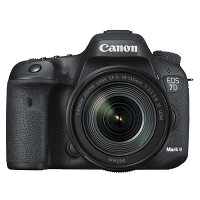《新品》Canon(キヤノン)EOS7DMarkIIEF-S18-135ISUSMレンズキットW-E1発売予定日:2016年9月下旬[デジタル一眼レフカメラ|デジタル一眼カメラ|デジタルカメラ]