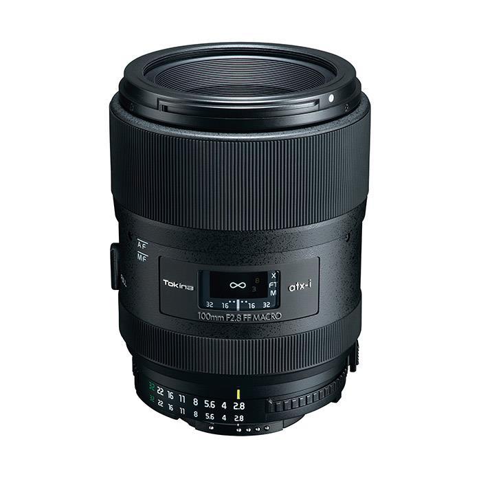 カメラ・ビデオカメラ・光学機器, カメラ用交換レンズ Tokina () atx-i 100mm F2.8 FF MACRO NAF(F) Lens KK9N0D18P
