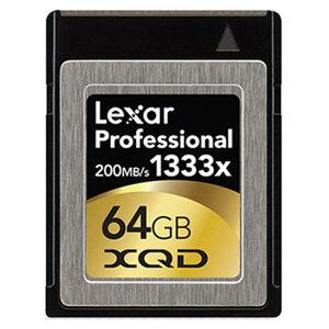 《新品アクセサリー》 LEXAR(レキサー) Professional XQDメモリーカード …
