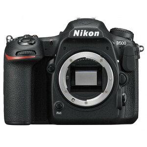 《新品》 Nikon(ニコン)D500 ボディ[ デジタル一眼レフカメラ | デジタル一眼カメ…