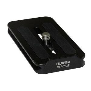 《新品アクセサリー》 FUJIFILM(フジフイルム) レンズプレート MLP-75XF 発売…