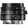 《新品》Leica(ライカ)ズミクロンM35mmF2.0ASPH.ブラック[Lens|交換レンズ]発売予定日:2016年3月