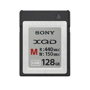《新品アクセサリー》 SONY (ソニー) XQDメモリーカード Mシリーズ 128GB QD…