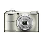 《新品》 Nikon (ニコン) COOLPIX A10 シルバー [ コンパクトデジタルカメラ ]【KK9N0D18P】