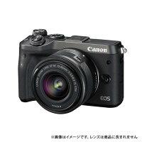 《新品》Canon(キヤノン)EOSM6ボディブラック[ミラーレス一眼カメラ|デジタル一眼カメラ|デジタルカメラ]【KK9N0D18P】発売予定日:2017年4月上旬【EOSM6デビューキャンペーン対象】