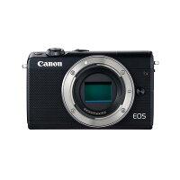 《新品》Canon(キヤノン)EOSM100ボディブラック[ミラーレス一眼カメラ デジタル一眼カメラ デジタルカメラ]【KK9N0D18P】発売予定日:2017年10月上旬