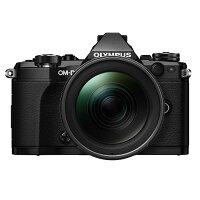 《新品》OLYMPUS(オリンパス)OM-DE-M5MarkII12-40mmF2.8レンズキットブラック発売予定日:2016年7月8日