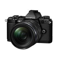 《新品》OLYMPUS(オリンパス)OM-DE-M5MarkII12-40mmF2.8レンズキットブラック[ミラーレス一眼カメラ デジタル一眼カメラ デジタルカメラ]【KK9N0D18P】