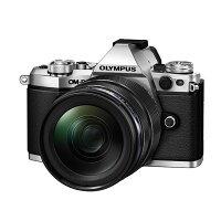 《新品》OLYMPUS(オリンパス)OM-DE-M5MarkII12-40mmF2.8レンズキットシルバー[ミラーレス一眼カメラ|デジタル一眼カメラ|デジタルカメラ]【KK9N0D18P】