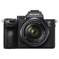 《新品》SONY(ソニー)α7IIIレンズキットILCE-7M3K[ミラーレス一眼カメラ|デジタル一眼カメラ|デジタルカメラ]【KK9N0D18P】発売予定日:2018年3月23日