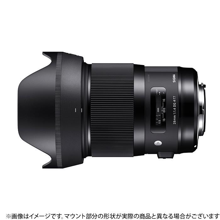 カメラ・ビデオカメラ・光学機器, カメラ用交換レンズ  SIGMA () A 28mm F1.4 DG HSM Lens KK9N0D18P