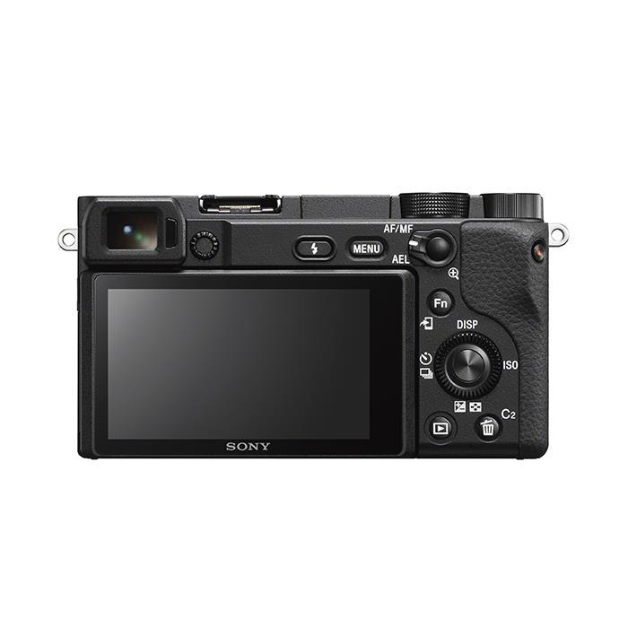《新品》 SONY (ソニー) α6400 パワーズームレンズキット ILCE-6400L ブラック【¥15,000-キャッシュバック対象】[ ミラーレス一眼カメラ | デジタル一眼カメラ | デジタルカメラ ]【KK9N0D18P】