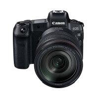 《新品》Canon(キヤノン)EOSR+RF24-105mmF4LISUSMセット【¥20,000-キャッシュバック対象】〔マップカメラオリジナルセット〕[ミラーレス一眼カメラ デジタル一眼カメラ デジタルカメラ]【KK9N0D18P】