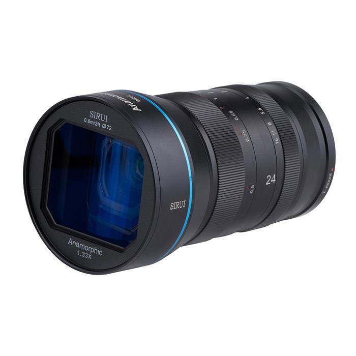 カメラ・ビデオカメラ・光学機器, カメラ用交換レンズ SIRUI () 24mm F2.8 Anamorphic (EAPS-C) Lens KK9N0D18P