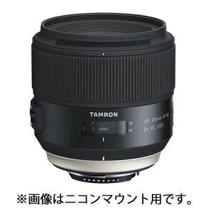 《新品》 TAMRON(タムロン) SP 35mm F1.8 Di VC USD(キヤノン用)