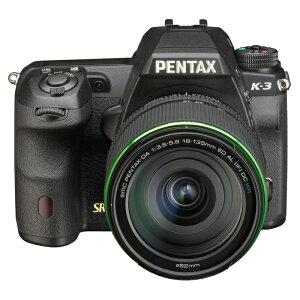 【送料無料!・代引き手数料無料!】《新品》 PENTAX(ペンタックス) K-3 18-135 WR レンズキ...