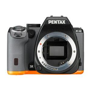 【送料無料!・代引き手数料無料!】《新品》 PENTAX (ペンタックス) K-S2 ボディ ブラック×オ...