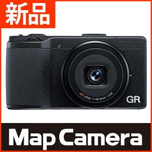 【送料無料!・代引き手数料無料!】《新品》 RICOH(リコー) GR[ デジタルカメラ ]〔納期未定...