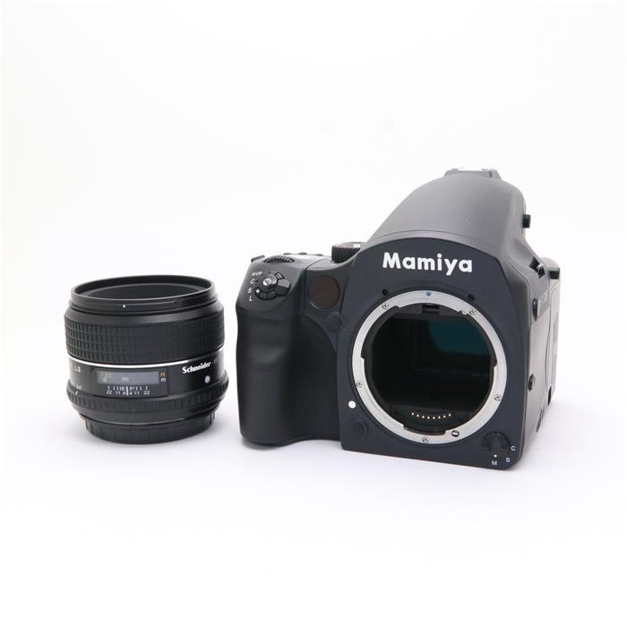 Mamiya 645 film Camera Leaf Credo 40Mamiya 645DF...