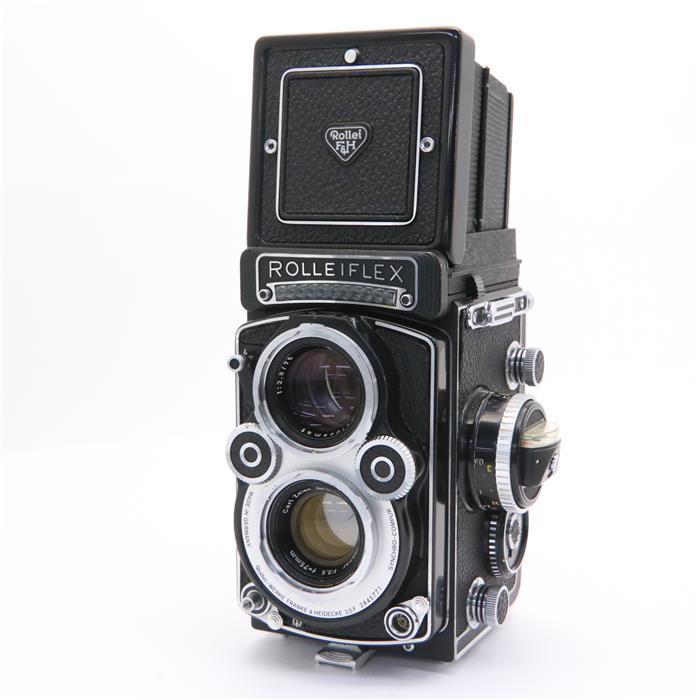 フィルムカメラ, フィルム二眼レフカメラ  Rollei 3.5F 120220