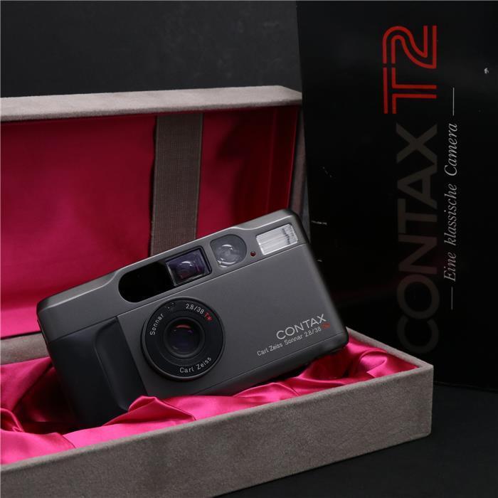 フィルムカメラ, コンパクトフィルムカメラ  CONTAX T2