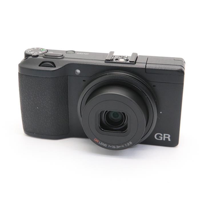 デジタルカメラ, コンパクトデジタルカメラ  RICOH GR
