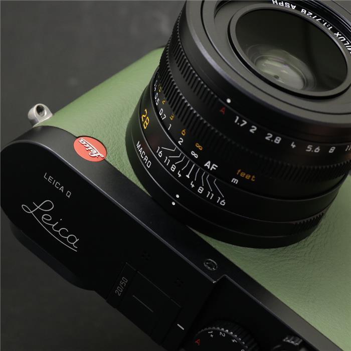 【あす楽】 【中古】 《良品》 Leica Q(Typ116) Safari limited edition ブラック 【韓国(Korea)限定生産50台の希少モデルが入荷!】【ライカカメラジャパンにてセンサークリーニング/各部点検済】 [ デジタルカメラ ]