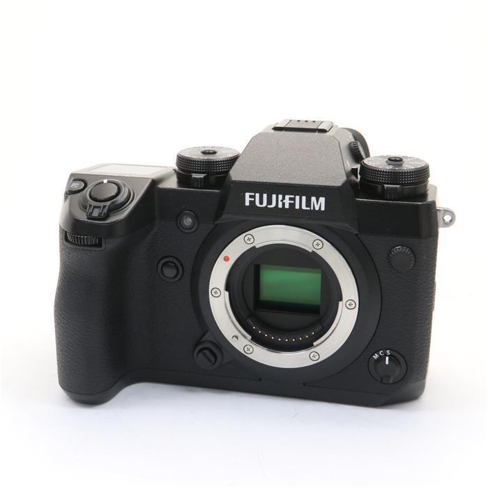 デジタルカメラ, デジタル一眼レフカメラ  FUJIFILM X-H1