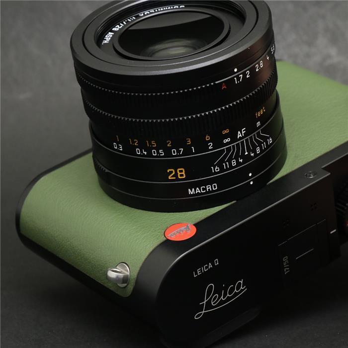 【あす楽】 【中古】 《美品》 Leica Q(Typ116) Safari limited edition ブラック 【韓国(Korea)限定生産50台の希少モデルが入荷!】【ライカカメラジャパンにて各部点検済】 [ デジタルカメラ ]