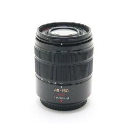【あす楽】 【中古】 《美品》 Panasonic LUMIX G VARIO 45-150mm F4.0-5.6 ASPH. MEGA O.I.S. ブラック (マイクロフォーサーズ) [ Lens | 交換レンズ ]