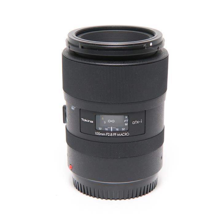 カメラ・ビデオカメラ・光学機器, カメラ用交換レンズ  Tokina atx-i 100mm F2.8 FF MACRO CEF(EF) Lens