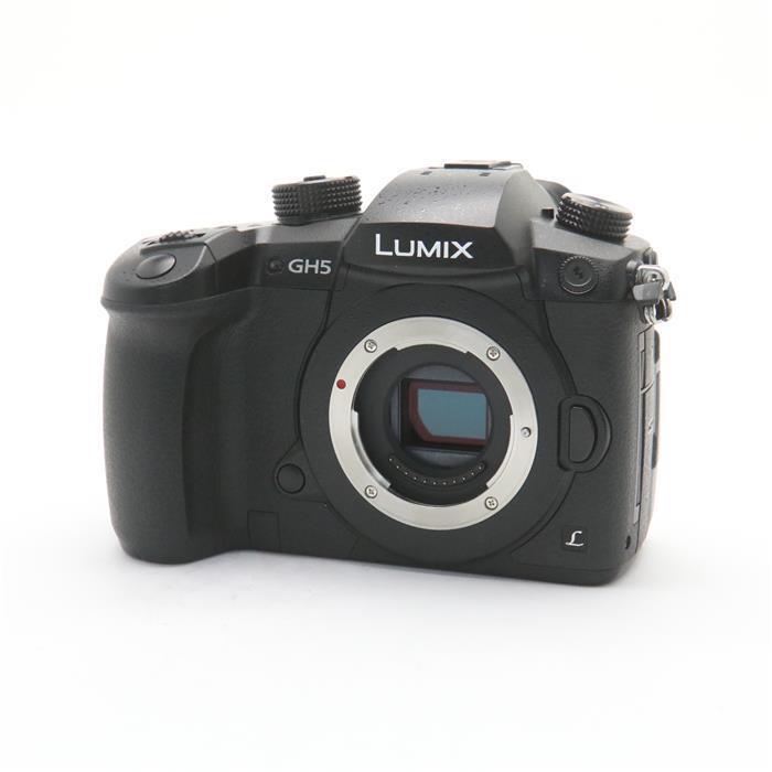 デジタルカメラ, ミラーレス一眼カメラ  Panasonic LUMIX DC-GH5 (DMW-SFU1)