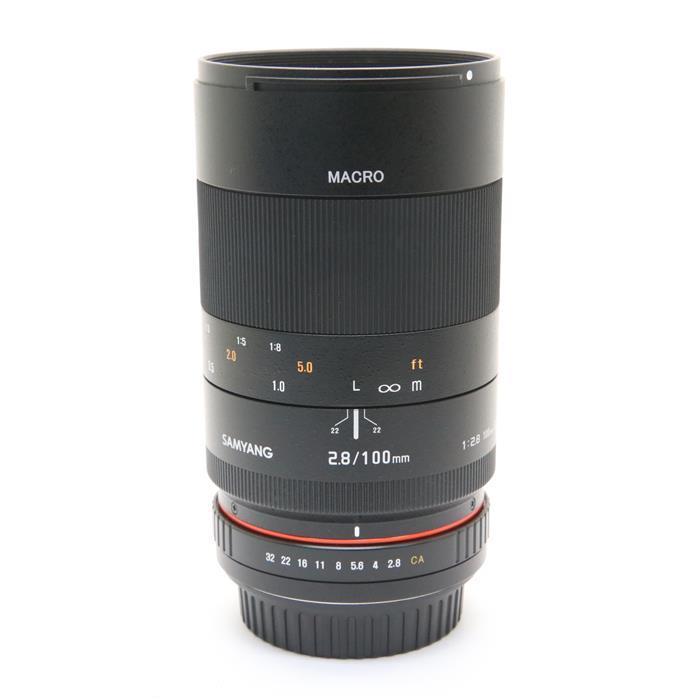 カメラ・ビデオカメラ・光学機器, カメラ用交換レンズ  SAMYANG 100mm F2.8 ED UMC MACRO () Lens