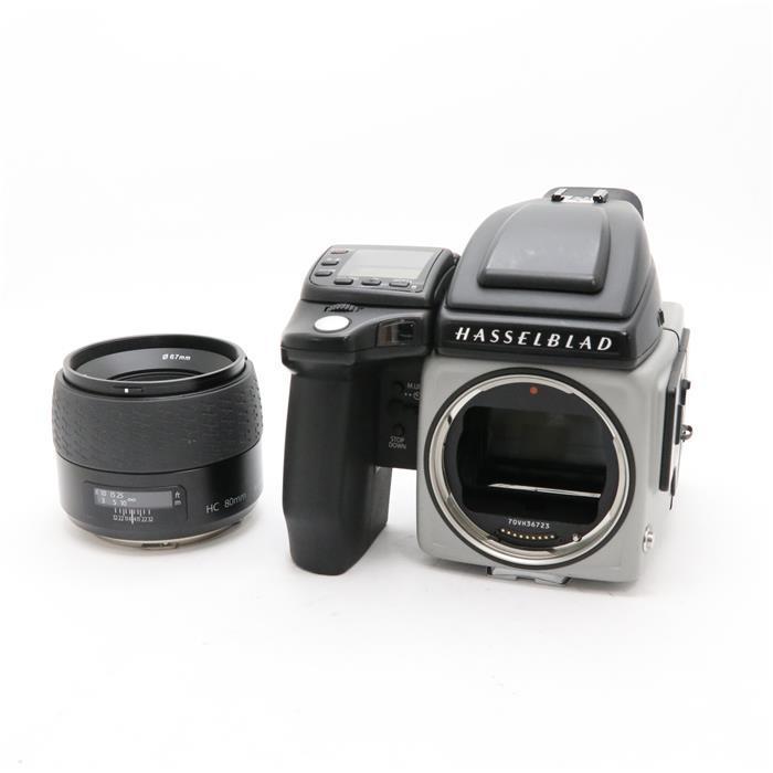 デジタルカメラ, デジタル一眼レフカメラ  HASSELBLAD H5D-40 with HC80mm