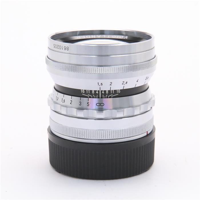 カメラ・ビデオカメラ・光学機器, カメラ用交換レンズ  Voigtlander NOKTON 50mm F1.5 Vintage Line Aspherical VMM Lens