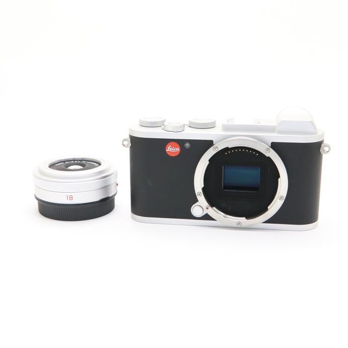 デジタルカメラ, ミラーレス一眼カメラ  Leica CL 18mm