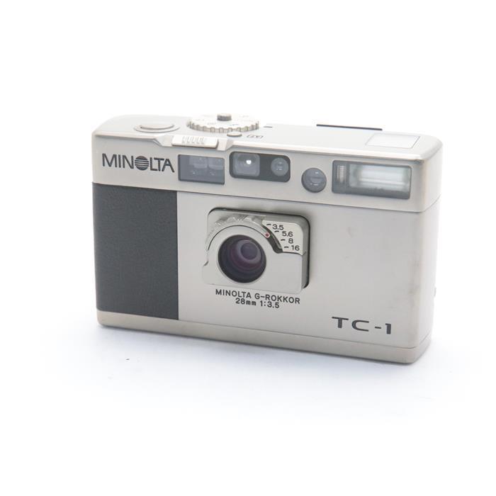 フィルムカメラ, コンパクトフィルムカメラ  MINOLTA TC-1