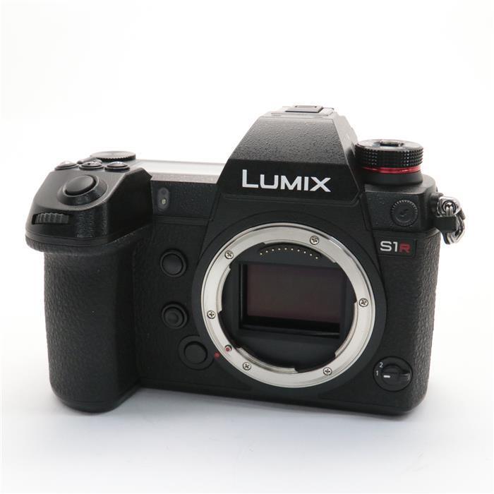 デジタルカメラ, ミラーレス一眼カメラ  Panasonic LUMIX DC-S1R