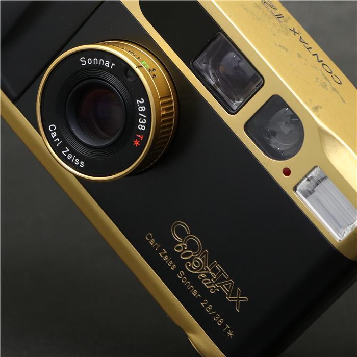 フィルムカメラ, コンパクトフィルムカメラ  CONTAX T2 (60th) 2000