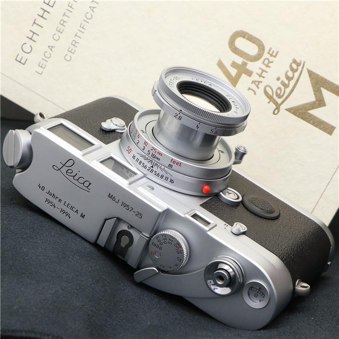 フィルムカメラ, ビンテージ・クラシカルカメラ  Leica M6J ( M50mm F2.8) M340