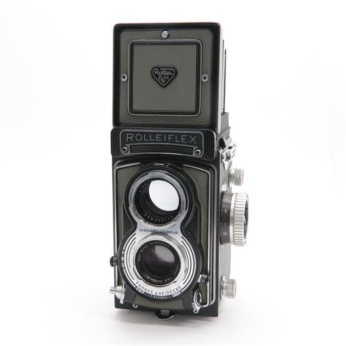 フィルムカメラ, フィルム二眼レフカメラ  Rollei T ()