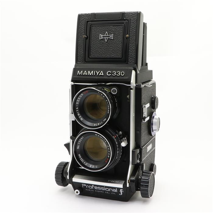 フィルムカメラ, フィルム二眼レフカメラ  Mamiya C330 f 105mmF3.5