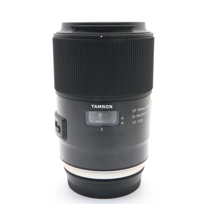 カメラ・ビデオカメラ・光学機器, カメラ用交換レンズ  TAMRON SP 90mm F2.8 Di MACRO 1:1 VC USDModel F017 Lens