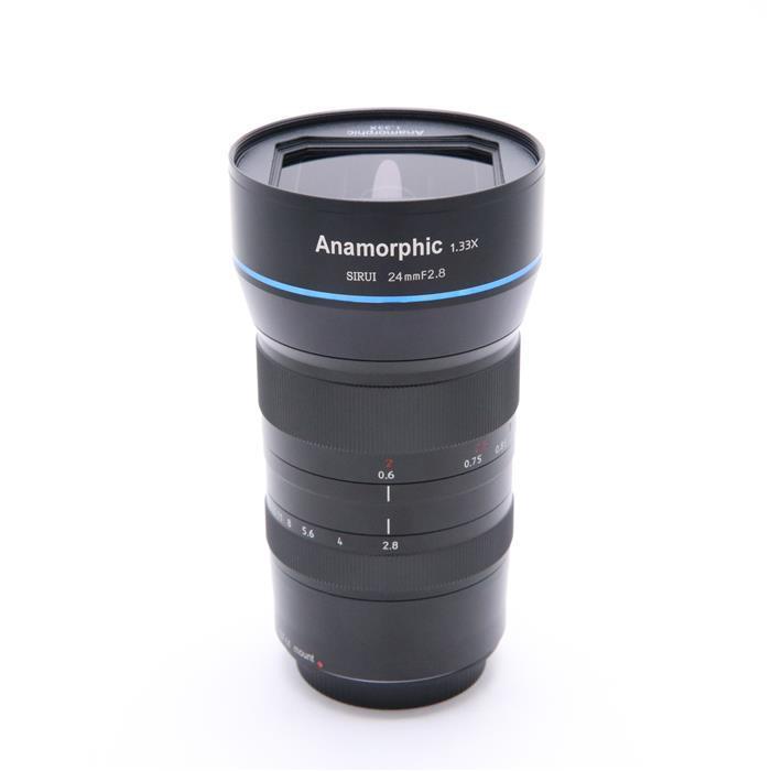 カメラ・ビデオカメラ・光学機器, カメラ用交換レンズ  SIRUI 24mm F2.8 Anamorphic (EOS M) Lens