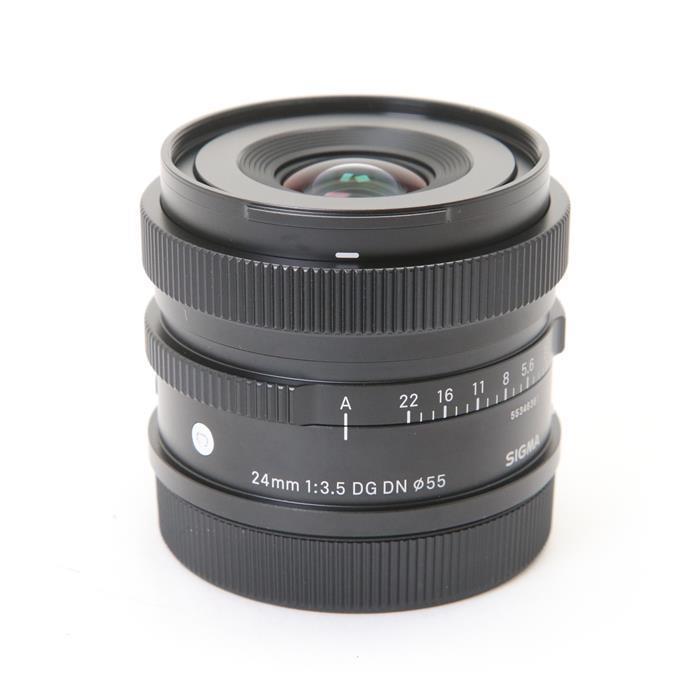 カメラ・ビデオカメラ・光学機器, カメラ用交換レンズ  SIGMA C 24mm F3.5 DG DN (SLTL) Lens