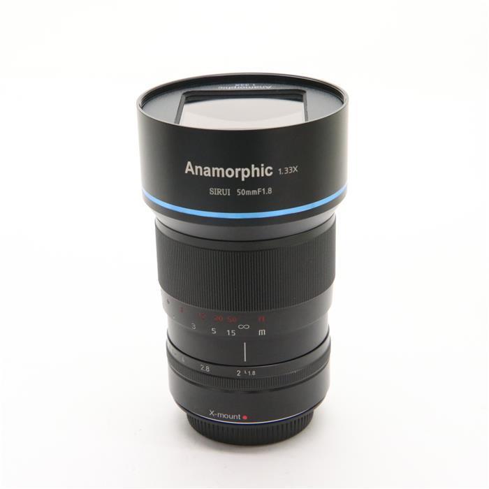 カメラ・ビデオカメラ・光学機器, カメラ用交換レンズ  SIRUI 50mm F1.8 Anamorphic (X) Lens